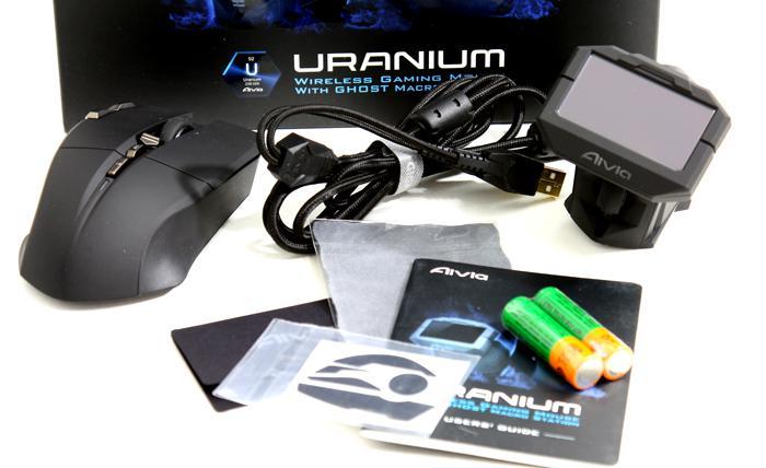 Gigabyte Uranium Game Mouse Review