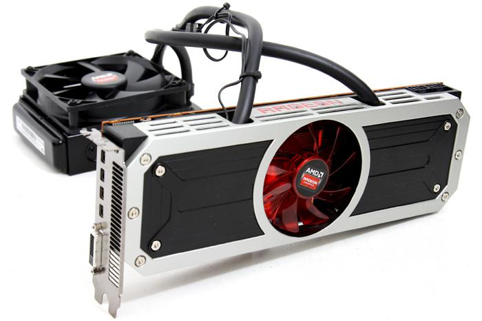 AMD Radeon R9-295x2 Review - Product Photos