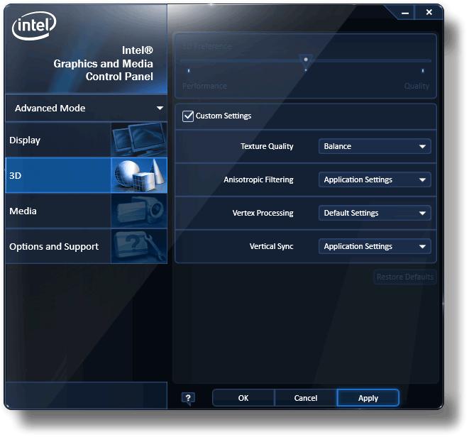 Intel graphics driver (32-bit) download (2019 latest) for windows.