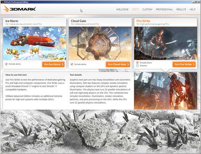 3DMark Download v2 10 6771 + Port Royale