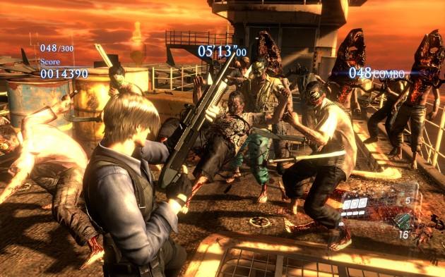 Resident Evil 6 Benchmark download