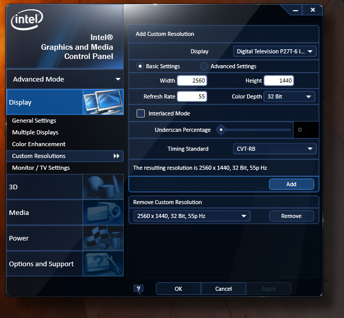 Intel HD Graphics Driver For Windows 10 32 Bit 64 Bit ...