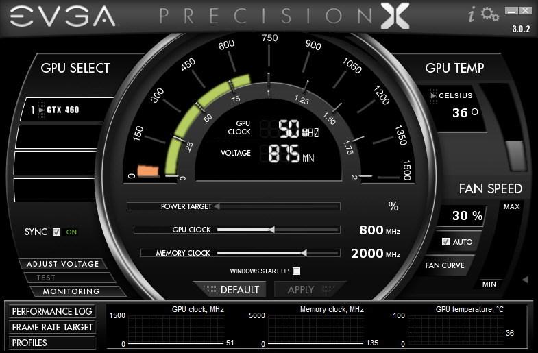 PrecisionX Download Version 4 2 1