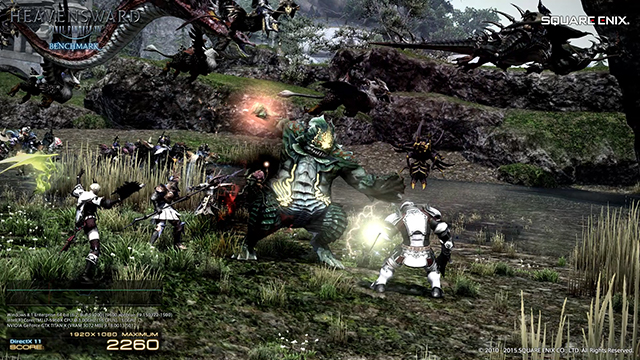 Final Fantasy XIV: Heavensward Benchmark Download