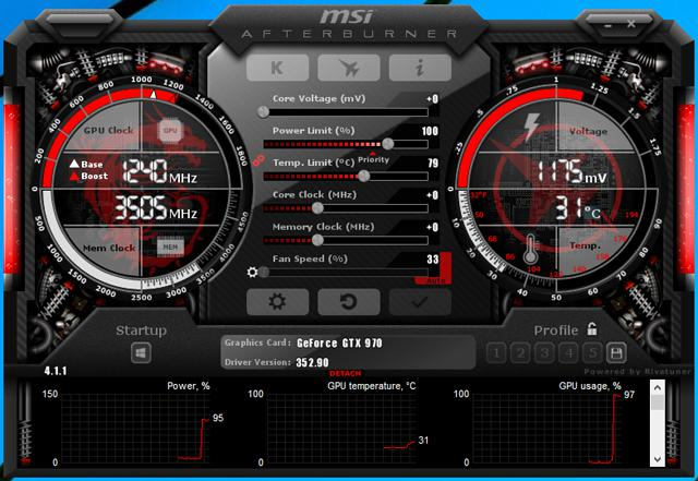 Download MSI AfterBurner 4 1 1