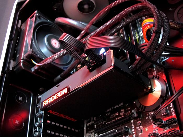 AMD Radeon Fury X doesn't have HDMI 2 0 support