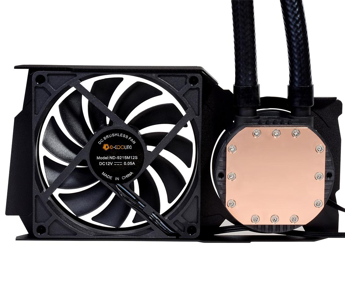 ID-Cooling Hunter Duet AIO Cooler for both CPU and GPU