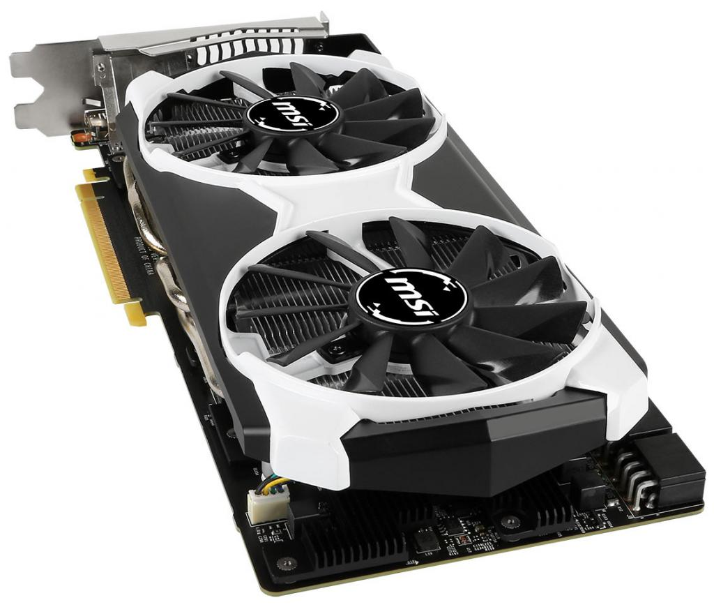 MSI Adds GeForce GTX 980 and 980 Ti Armor2X Graphics Card