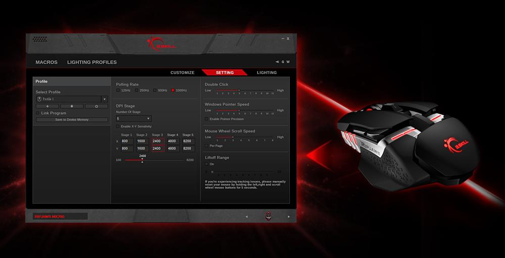G SKILL Releases RIPJAWS MX780 Customizable RGB Laser Gaming