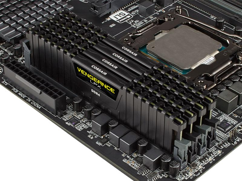 Corsair Unleashes 128GB 64GB and 32GB DDR4 Kits up-to 3600 MHz
