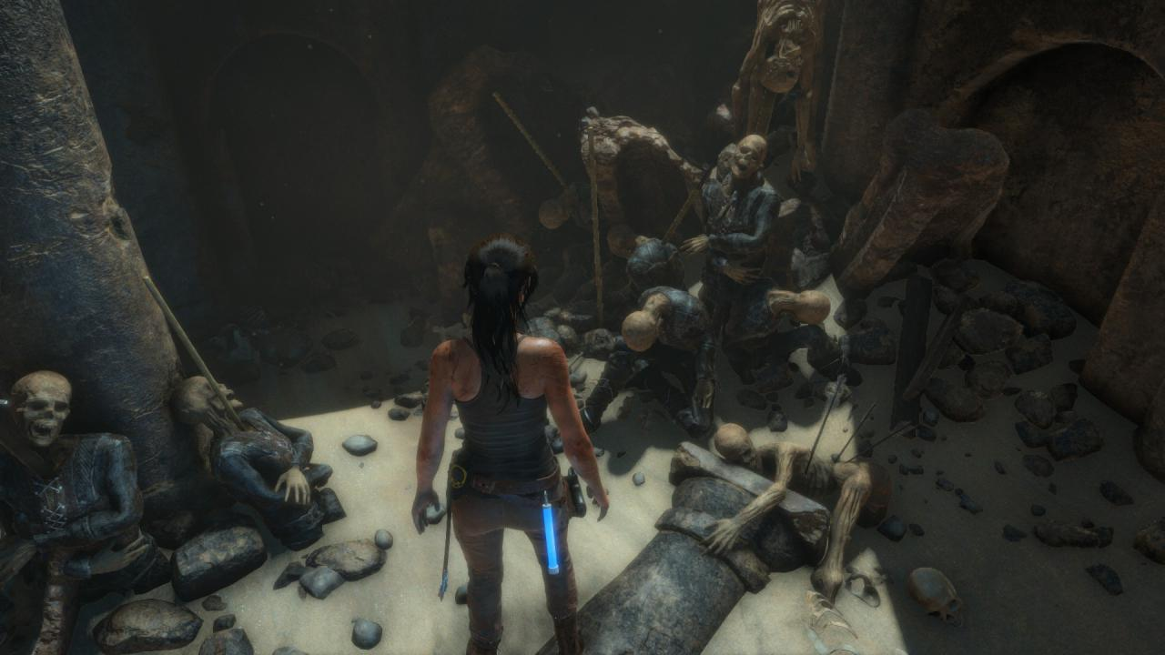 Rise Of The Tomb Raider Pc Requirements Screenshots