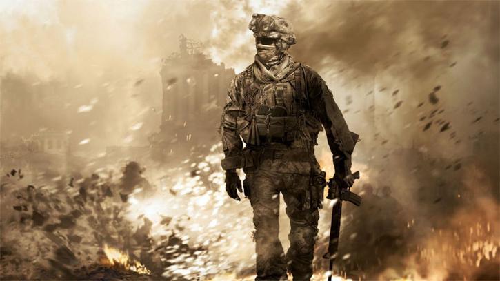 Poop Emoji Kinda Confirms Call Of Duty 4 Modern Warfare Remaster