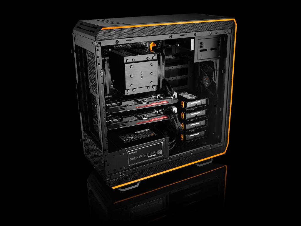 Be quiet to launch Dark Base 900 chassis with Qi Wireless Charging