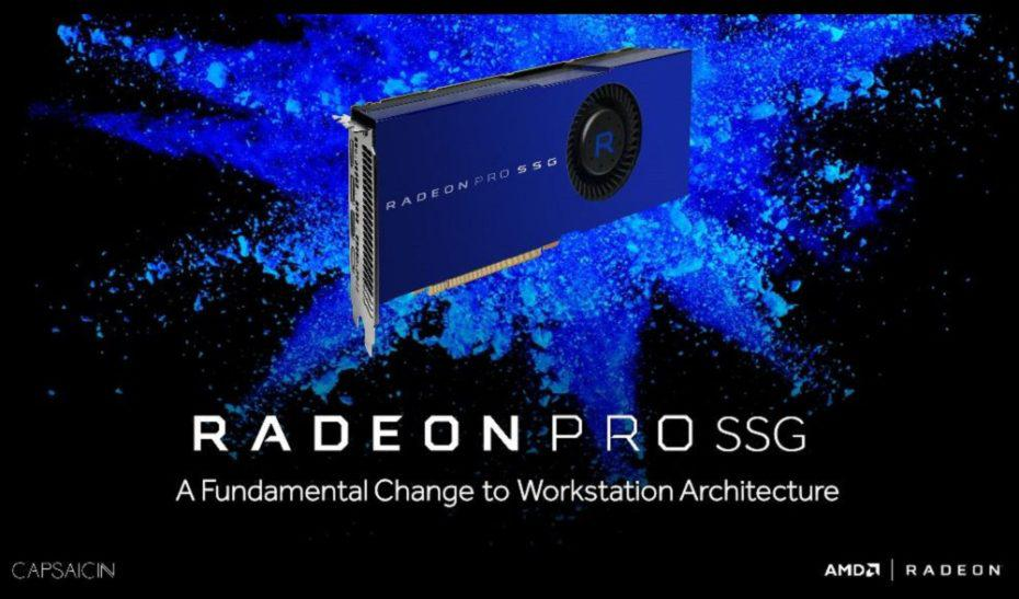 Image result for Radeon Pro SSG