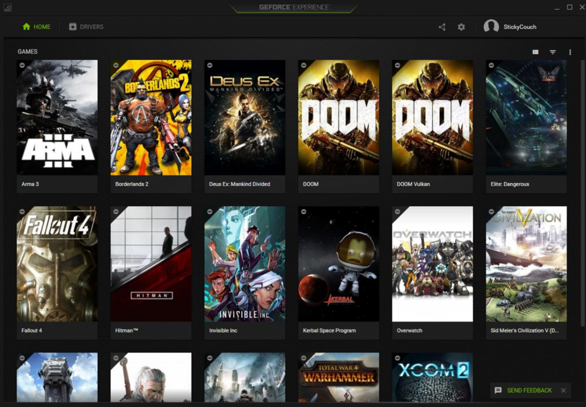 GeForce Experience 3 0 Is Released - Now Requires Mandatory