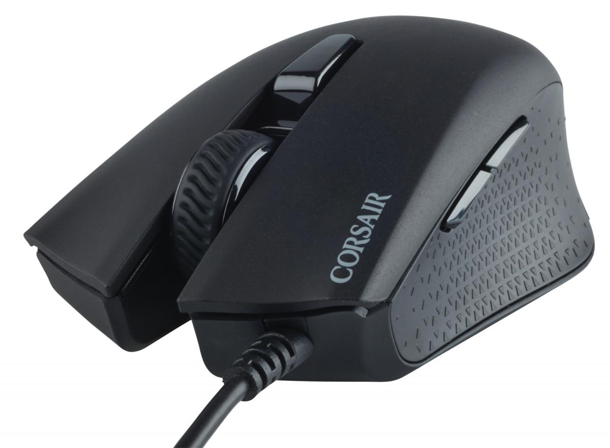 Corsair Releases Harpoon RGB Gaming Mouse and K55 RGB Gaming
