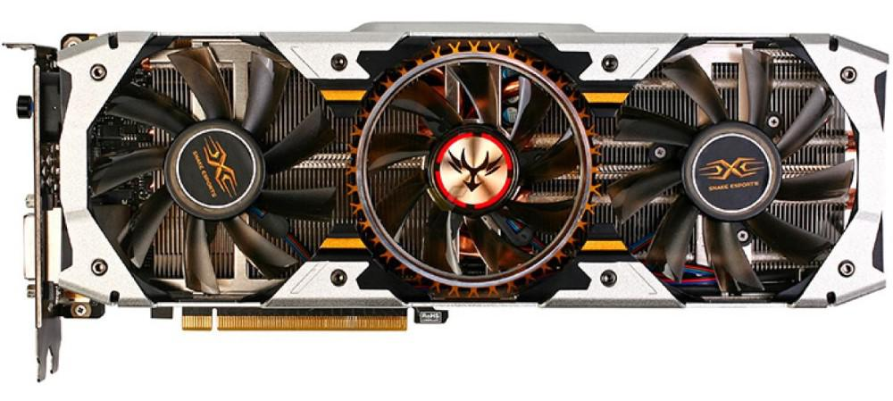 Colorful GeForce GTX 1070 iGame Snake X-Top Graphics Card