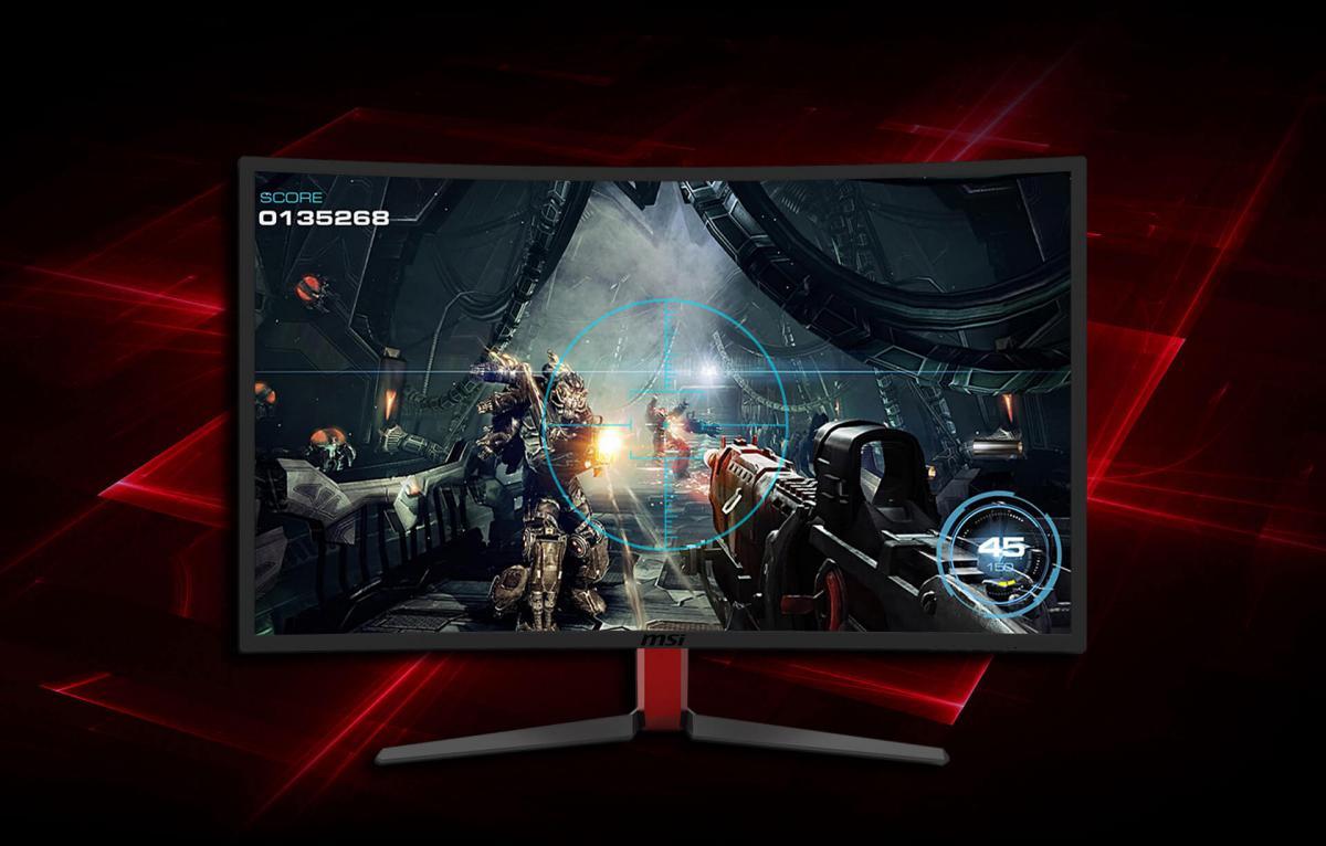 MSI Shows Optix G27C Curved 144 Hz Gaming Monitor