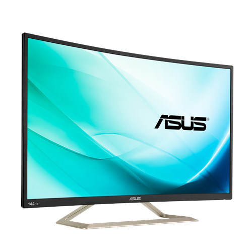 ASUS to offer VA326H 32-Inch Curved Full HD Gaming Monitor With
