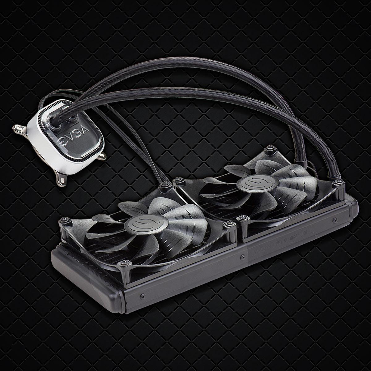 EVGA Adds CLC 120/280 Liquid Coolers