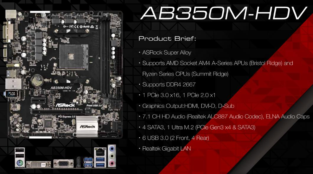 ASRock Introduces Nine AM4 motherboards - 5 Gbit LAN for