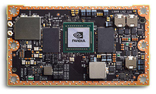 NVIDIA Launches the Jetson TX2 IoT System