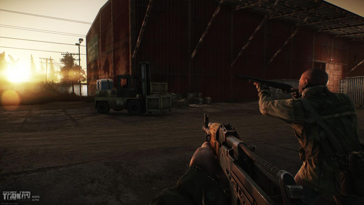 game like escape from tarkov