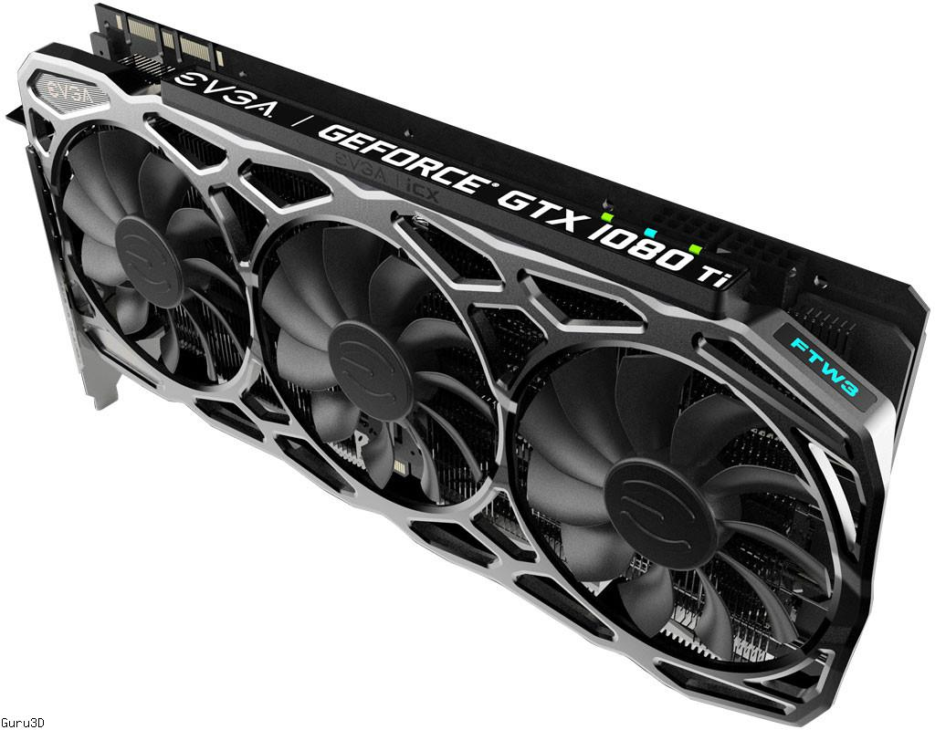 EVGA GeForce GTX 1080 Ti Clock Frequencies