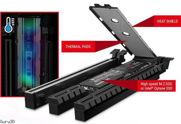 MSI is ready for Intel Optane Memory: offers special BIOS option