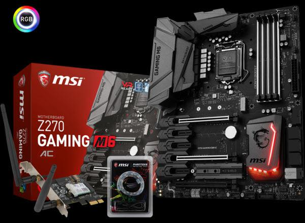 MSI Introduces Mystic Light Sync: Software To Synchronize