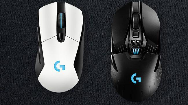 New Logitech G903 and Logitech G703 mice are wireless and