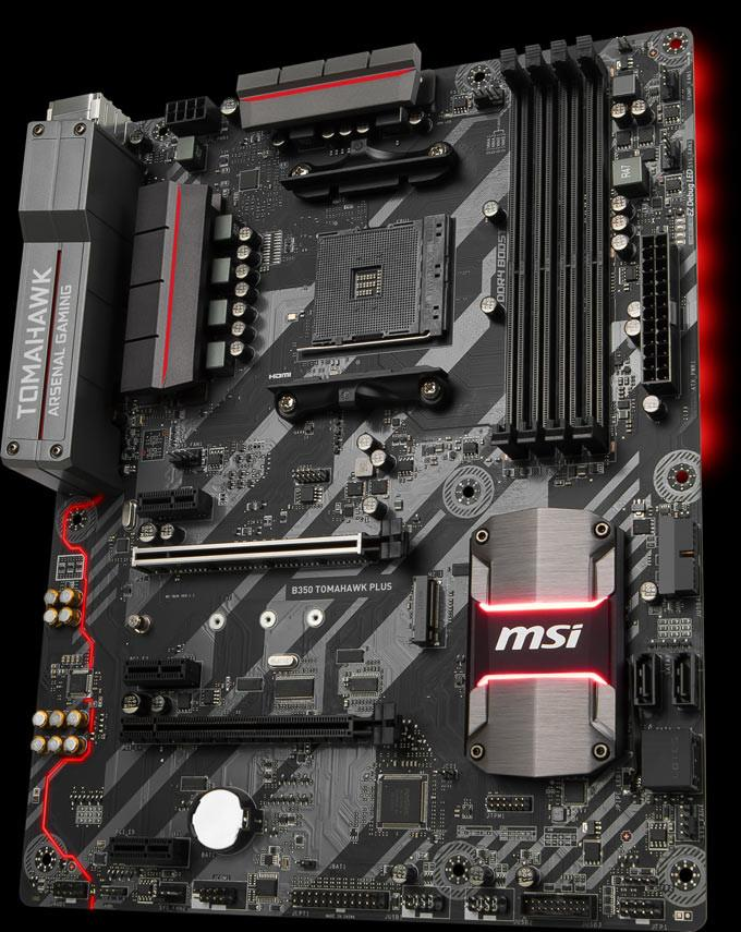 MSI Launches X399 Gaming Pro Carbon and X370 Gaming M7 ACK