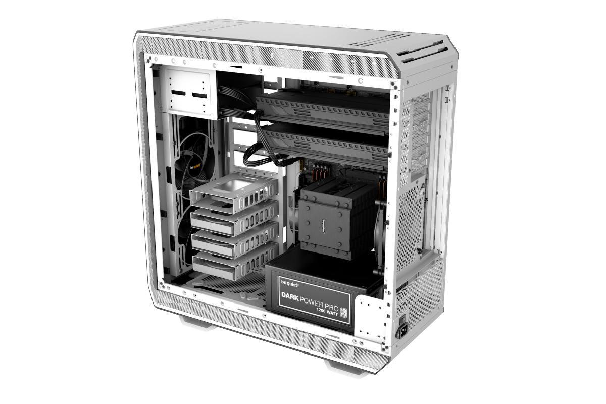 be quiet dark base pro 900 limited edition white case