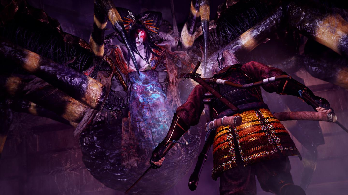 Nioh: Complete Edition is coming to the PC