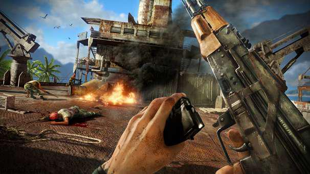 FarCry 3 PC System Requirements - DRM scrapped