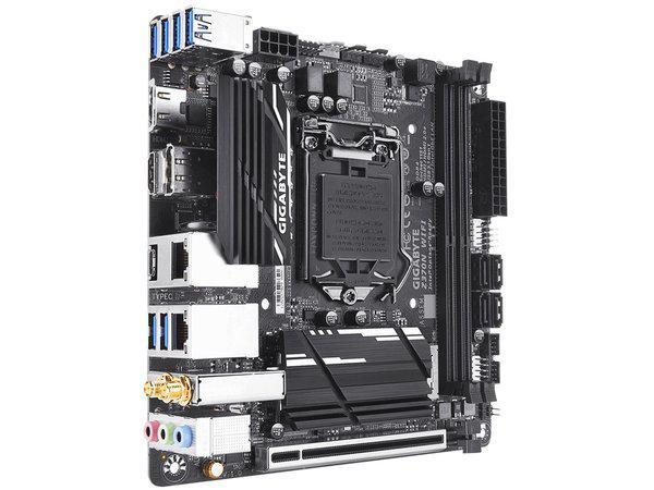 Gigabyte releases Z370N WIFI Motherboard mini-ITX