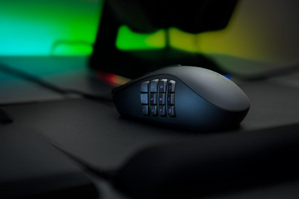 Razer Announces Naga Trinity Gaming Mouse and Tartarus V2