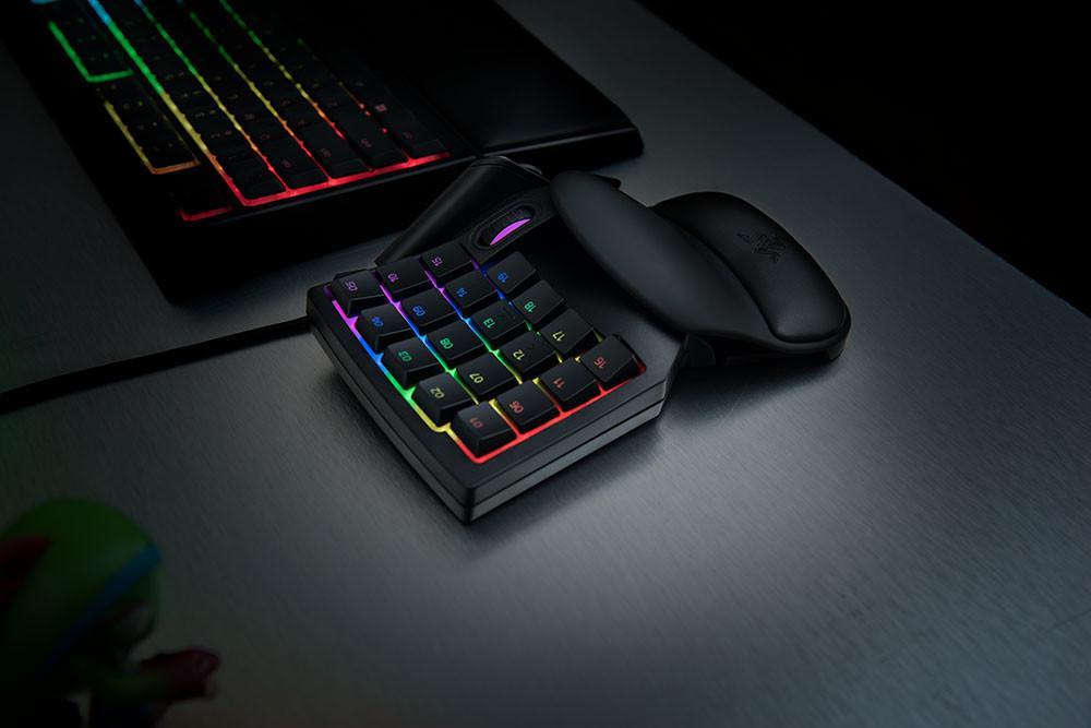 Razer Announces Naga Trinity Gaming Mouse and Tartarus V2 Gaming Keypad