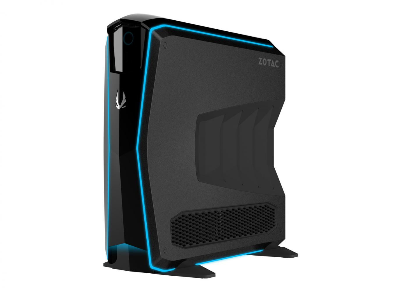 ZOTAC Launches ZOTAC Gaming Brand and Releases MEK1 Gaming PC