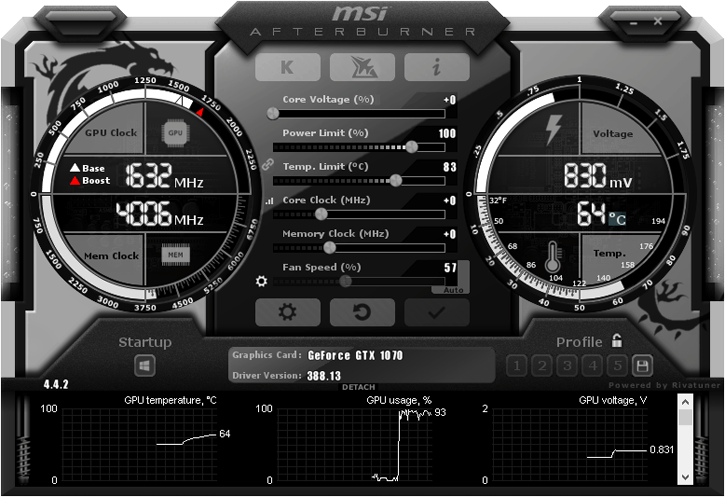 Msi Afterburner 4 5 0 Official Download