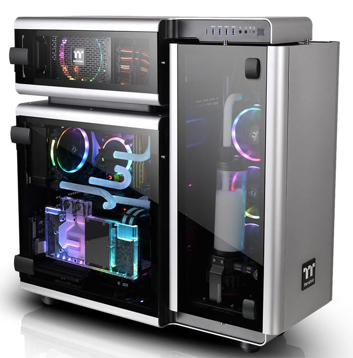 Thermaltake Offers New Level 20 Full Tower Chassis