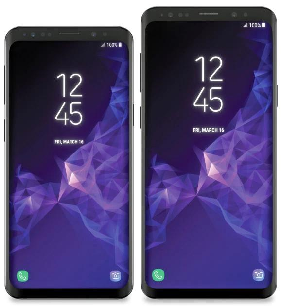 Samsung Announces Galaxy S9 With Super Slow Motion