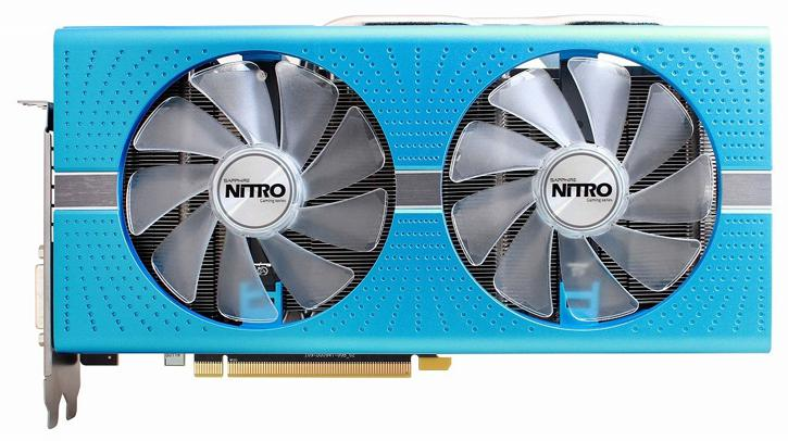 Sapphire Nitro+ Radeon RX 580 8G Special Edition