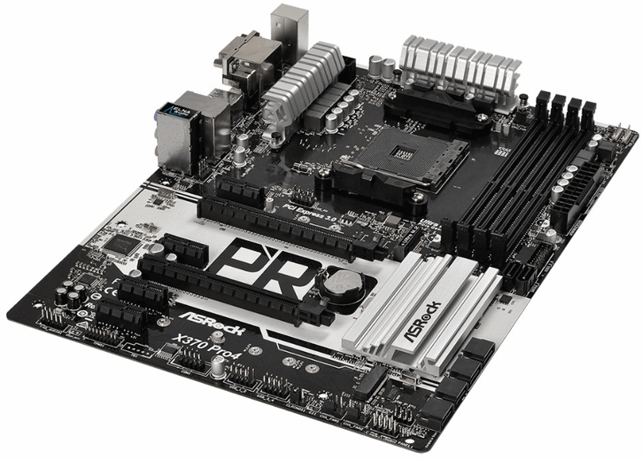 ASRock Starts offering Budget X370 Pro4 AM4 Motherboard