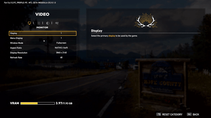 Far Cry 5 Pc Graphics Settings Unveiled
