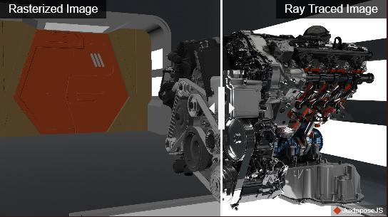blender transparency ray tracing