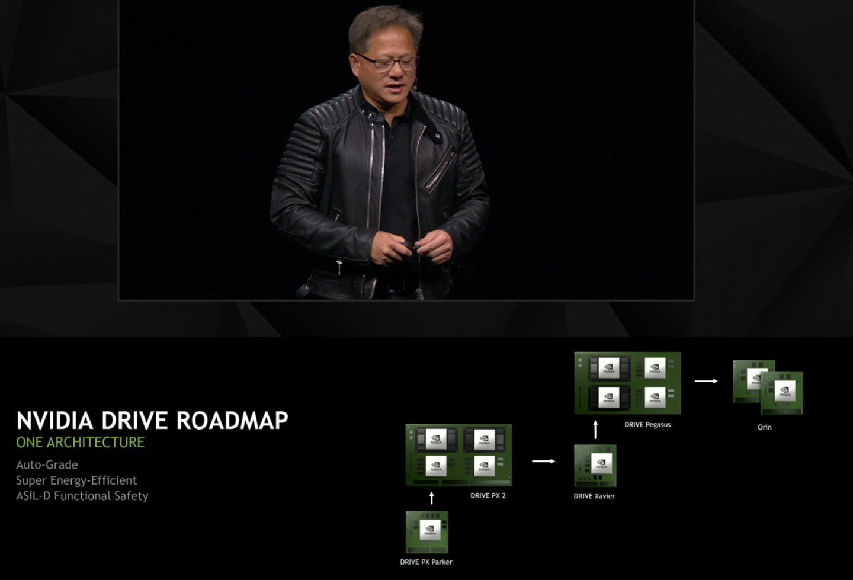 NVIDIA GTC 2018 Keynote - DGX-2 and Quadro GV100 Announced