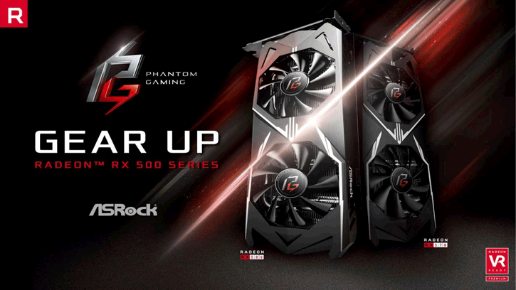 ASRock Issues Statement on Phantom Gaming Series Graphics