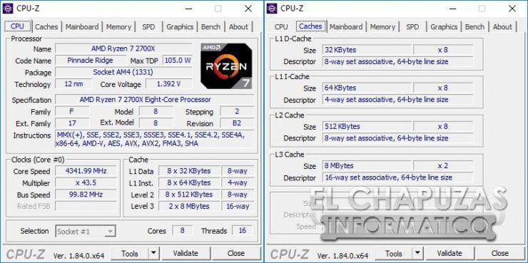 Spanish site posts review AMD Ryzen 7 2700X
