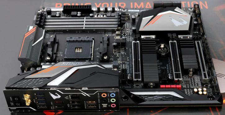 AMD Announces Ryzen 2600(X), 2700(X), X470 Preorder (+